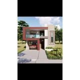 Casas En Venta En Residencial El Ejecutivo En Bávaro- Punta Cana