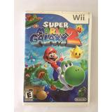 Súper Mario Galaxy 2 Wii