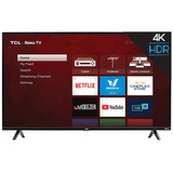 Tv Smart Tcl 43 Pulgadas 4k