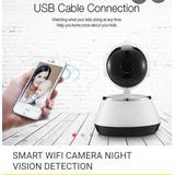 Camara De Seguridad Wi Fi 360 Grado