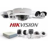 Cámara De Seguridad Hikvision Full  Hd 702p & 1080p