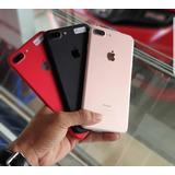 iPhone 7 Plus 128 Gb Factory Siver Gold 12 Meses De Garantia