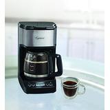 Capresso 42605 5cup Goteo Mini Cafetera Blacksilver