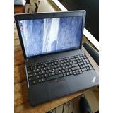 Laptop Lenovo E535 Edge Amd Readom 4gb De Ram 320gb Webcam