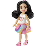Barbie Club - Muñeca De Pelo, Color Negro