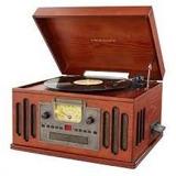 Radios 5 En 1 Crosley Con Am / Fm Nuevo