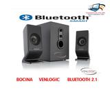 Bocina Venlogic Bluetooth 2.1