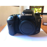 Camara De Foto Canon Eos 7d Mark Iii  - Solo El Cuerpo