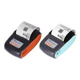 Impresora Portátil Bluetooth Mini / Térmica /  Facturación