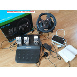 Logitech G920 Xbox One X Driving Force