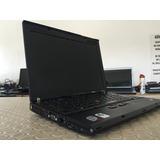 Laptop Lenovo X200 C2d 2.4ghz 2 Gb Y 160 De Disco