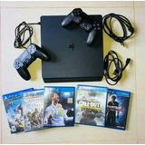 Consola Sony Playstation 4 Slim  Ps4 Slim De 1tb