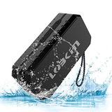 Lobkin Altavoz Bluetooth Resistente Al Agua Altavoz Estereo