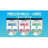 Curso De Ingles Pimsleur Audio Mp3 + Libros Pdf