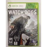 Watch Dogs Xbox360