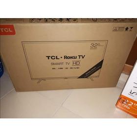 Tcl Smart Tv 32  Roku 2019