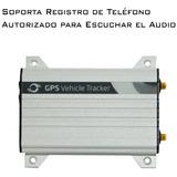 Gps Para Vehículo, Soporte De Micrófono Y Corte De Corriente