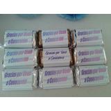 Chocolates Personalizados....