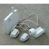 Sistema De Seguridad Motorola Hmez1000 Blanco Como Nuevo