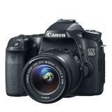 Camara Canon Eos 70d Con Lente 18-55mm Stm Dslr Reflex Nueva