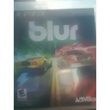 Blur En Cd De Ps3
