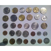 Vendo Paquete ( 111 ) Monedas De Colección Y ( 2 ) Billetes,