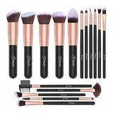 Kit De Brochas Para Maquillaje Originales