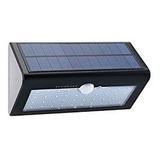 Lampara Led Para Pared Con Panel Solar Y Sensor 38 Led