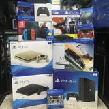 Ofertas De  Playstation Ps4 Pro (totalmente Nuevos)