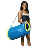 Azul Ola Practica Bolso Para Flotadores De Piscina Azul