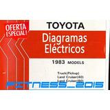 Diagramas Electricos Toyota Truck Y Series 40 60 1983