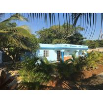 Pasadia Villa Romina En Boca Chica Con Uso De Piscina Y Bbq