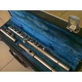Flauta Transversa Yamaha  :) En Su Estushe De Vinil!