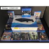 Sony Playstation 4 Slim 500gb + Controller + 4 Games