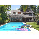 Hermosa Villa Caribeña En Los Corales Bavaro