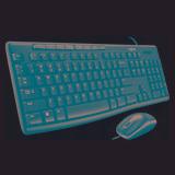 Teclado Mouse Logitech Mk200