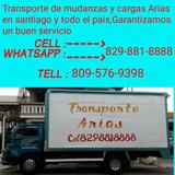 Camión De Mudanza En Santiago