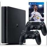 Playstation 4 - Ps4 Slim 1tbs