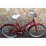 Bicicleta Playera Sun Red 2019 No Hacemos Envios