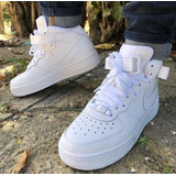 Tenis Nike Air Force One- Croki- Croky- Crocker- Altos