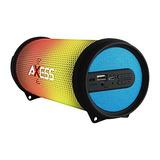 Axess Mini Altavoz Portatil Con Bluetooth Hifi Bluetooth Luc
