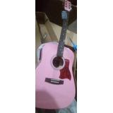 Guitarra Electroacustica Santana Cel.829 962 9247