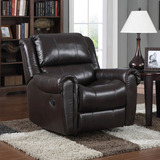 Sillon Reclinable En Piel Oferta Limitada