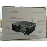 Proyector 1080p Hd Multimedia Vga Av Usb Hdmi