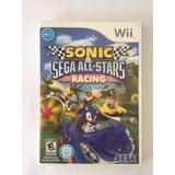 Sonic Racing Nintendo Wii