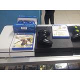 Consola Sony Playstation 4. Fat Oferta