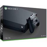 Xbox One X, 1tb 4k (totalmente Nuevo), Sellado En Caja.