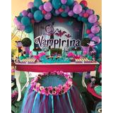 Decoración De Mesas Candybar, Fiestas Infantiles