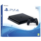 Playstation Ps4 Slim 500gbs (totalmente Nuevos )