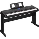Piano Digital Yamaha Dgx-660 Teclado De 88 Teclas